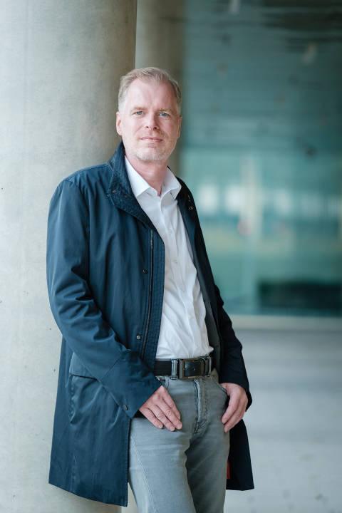 Björn Hansen, Vorstand BKK Wirtschaft & Finanzen