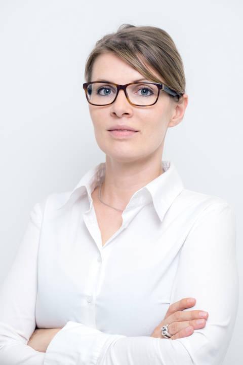 Anja Glorius, Geschäftsführerin KVOptimal.de GmbH