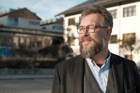 Patrick Oliver Ott, Bürgermeister Baierbrunn