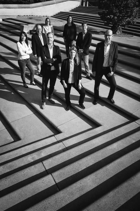 Das Team der Pfefferminzia
