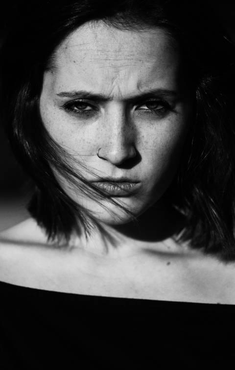 Maria Burkart, Portrait, Fotografie Hannover, Sebastian Berger