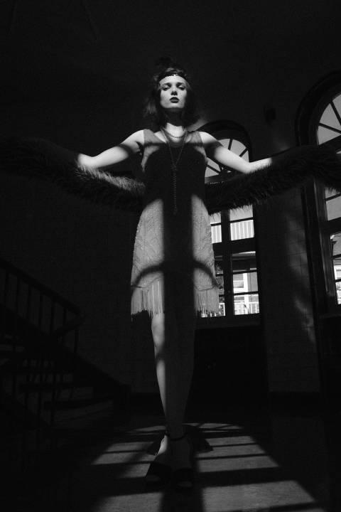 Lavinia, 20er Jahre Set in Hamburg