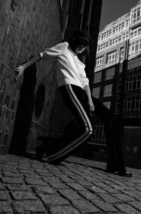 Lavinia, Streetfashion Set Hamburg